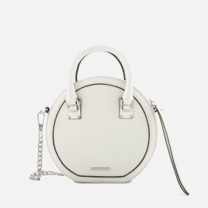 Rebecca Minkoff Women's Bree Circle Bag - White
