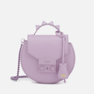 SALAR Women's Carol Paint Bag - Lilac