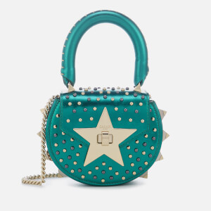 SALAR Women's Mimi Mini Star Bag - Emerald