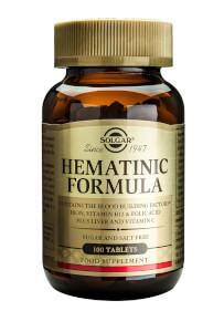 Solgar® Hematinic - 100 Tablets