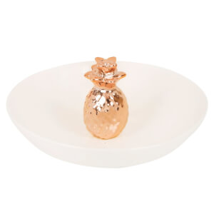 Sass & Belle Rose Pineapple Trinket Dish