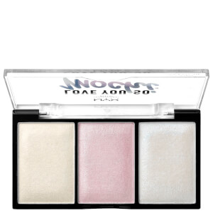 NYX Professional Makeup Love You So Mochi Highlighter Palette - Arcade Glam
