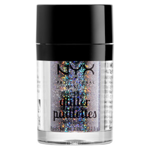 Purpurina Metallic Glitter NYX Professional Makeup - Style Star