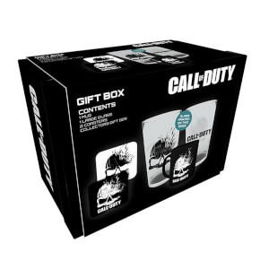 Call Of Duty Logo Gift Boxes