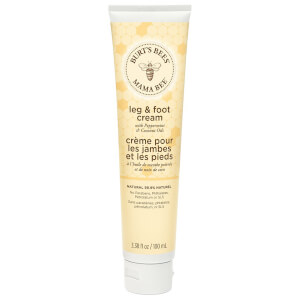 버츠비 마마 비 레그 앤 풋 크림 100ML (BURT'S BEES MAMA BEE LEG AND FOOT CREAM 100ML)