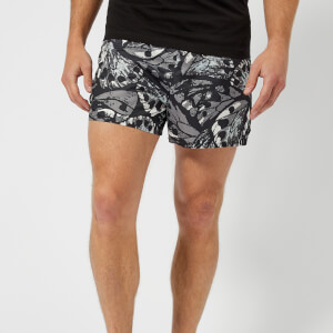 Peak Performance Men's Work It Shorts - Black Print