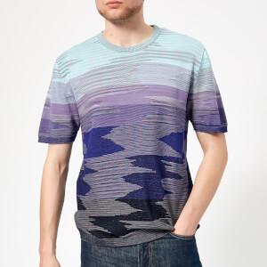 Missoni Men's 3D T-Shirt - Blue