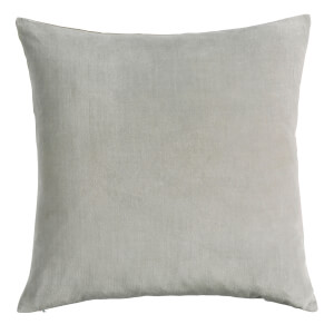 Christy Jaipur Cushion 45x45cm - Silver