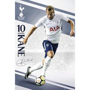 Tottenham Kane 17/18 Maxi Poster 61 x 91.5cm