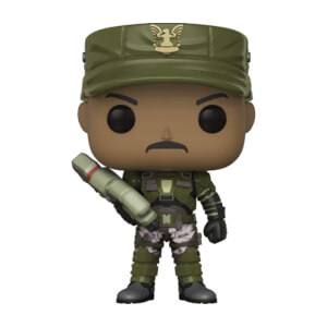 Halo Sgt. Johnson Pop! Vinyl Figur