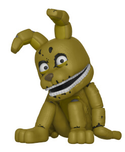 Five Nights at Freddy's Plushtrap Vinyl Figur