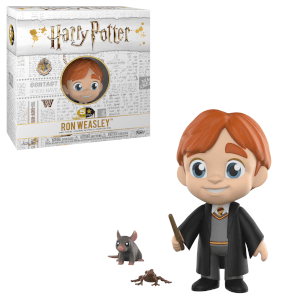 Figura Funko 5 Star Ron Weasley - Harry Potter