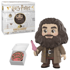 5 Star Harry Potter Rubeus Hagrid Vinyl Figure
