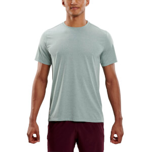 Skins Activewear Men's Fitness Avatar Short Sleeve Top - Lichen Marle