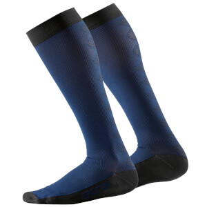 Skins Essentials Women's Recovery Compression Socks - Navy/Black