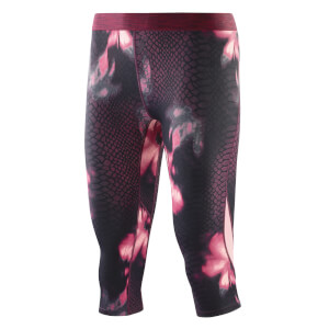 Skins DNAmic Women's 3/4 Tights - Exotica