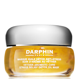 Darphin Vetiver Aromatic Care Stress Relief Detox Oil Mask 50 ml