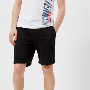 Tommy Jeans Men's Stretch Chino Shorts - Tommy Black