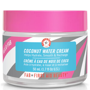 Creme com Água de Coco Hello FAB da First Aid Beauty