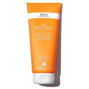 REN Skincare AHA Smart Renewal Body Serum 200ml