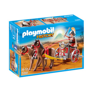 Playmobil Roman Chariot (5391)