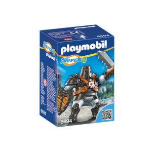 Playmobil : Colosse Noir (6694)