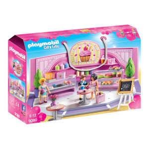 Playmobil City Life Cupcake Shop (9080)