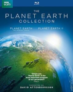 Planet Earth I & II Giftset