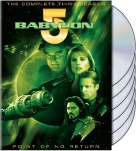 Babylon 5: Complete Third Season