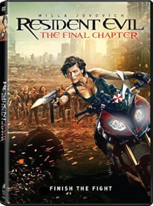 Resident Evil: Final Chapter