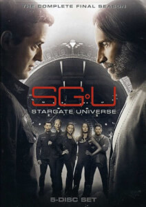 Sgu Stargate Universe: Complete Final Season
