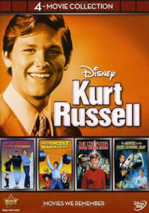 Disney Kurt Russell: 4-Movie Collection