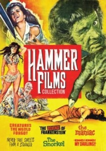 Hammer Film Collection 2: 6 Films