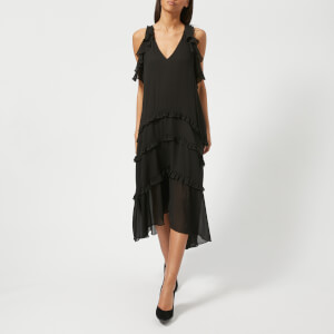 Three Floor Women's Vibrancy Loose Fitted Dress - Black