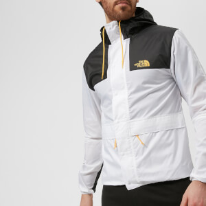 The North Face Men's 1985 Seasonal Celebration Mountain Jacket - TNF White/TNF Black