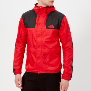 The North Face Men's Mountain Jacket 1985 Seasonal Celebration Jacket - TNF Red/TNF Black
