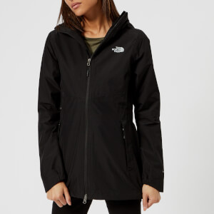 The North Face Women's Hikesteller Parka Shell Jacket - TNF Black