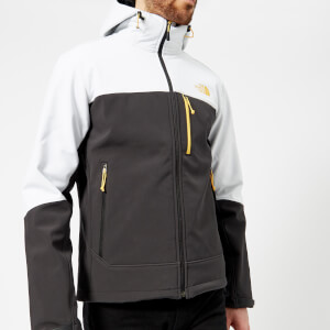 The North Face Men's Apex Bionic Hoodie - TNF White/TNF Black