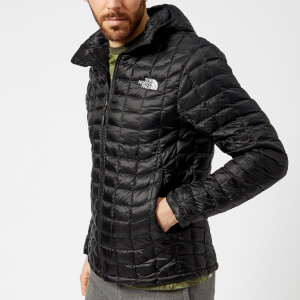 The North Face Men's Thermoball Hoodie Jacket - TNF Black