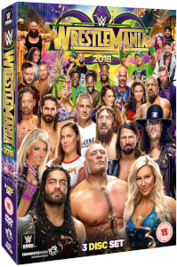 WWE: Wrestlemania 34
