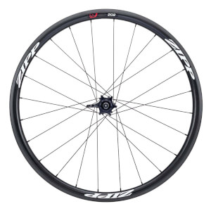 Zipp 202 Firecrest Carbon Clincher Tubeless Disc Brake Front Wheel