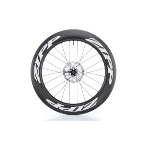 Zipp 808 Firecrest Carbon Clincher Tubeless Disc Brake Front Wheel