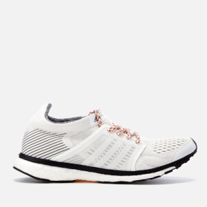 adidas by Stella McCartney Women's Adizero Adios Trainers - Core White/Stone/Core Black