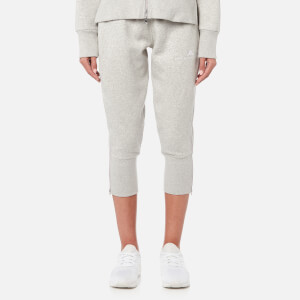 adidas by Stella McCartney Women's Essential 3/4 Sweatpants - Marble Grey Heather
