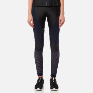 adidas by Stella McCartney Women's Run Tights - Black/Collegiate Navy