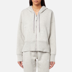 adidas by Stella McCartney Women's Essential Hoody - Marble Grey Heather