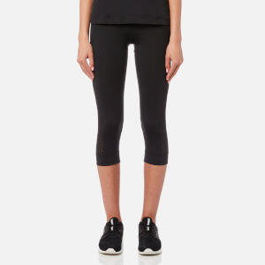 adidas by Stella McCartney Women's Train Ultra 3/4 Tights - Black