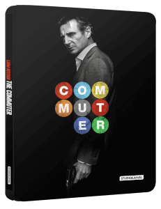 The Commuter - Zavvi Exclusive Limited Edition Steelbook