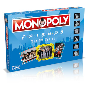 Monopoly - Friends Editie