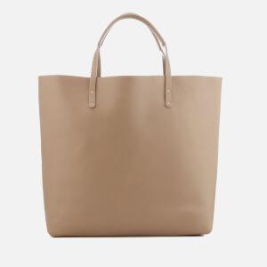 Vivienne Westwood Women's Made in Kenya Leather Shopper Bag - Beige: Image 2